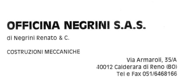 Officina Negrini